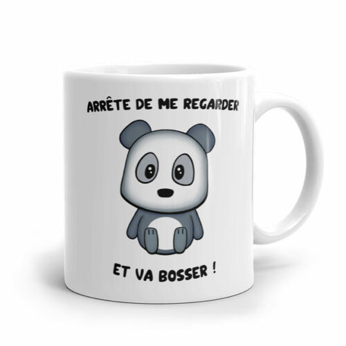 "Collection ""va bosser"" panda"
