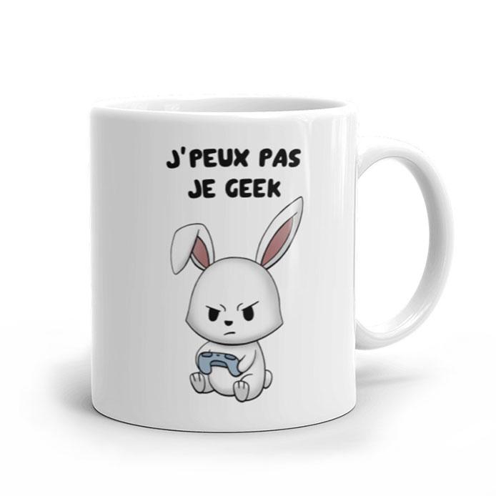 Mug original pour les geeks